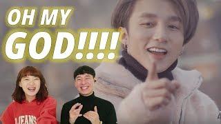 REACTION NƠI NÀY CÓ ANH | SƠN TÙNG M-TP l  Những anh em Hàn Quốc한국남매들