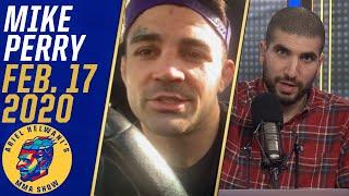 Mike Perry previews grappling match vs. Al Iaquinta | Ariel Helwani's MMA Show