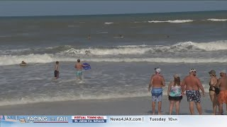 Isaias prompts state of emergency, beach swimming ban in St. Johns County
