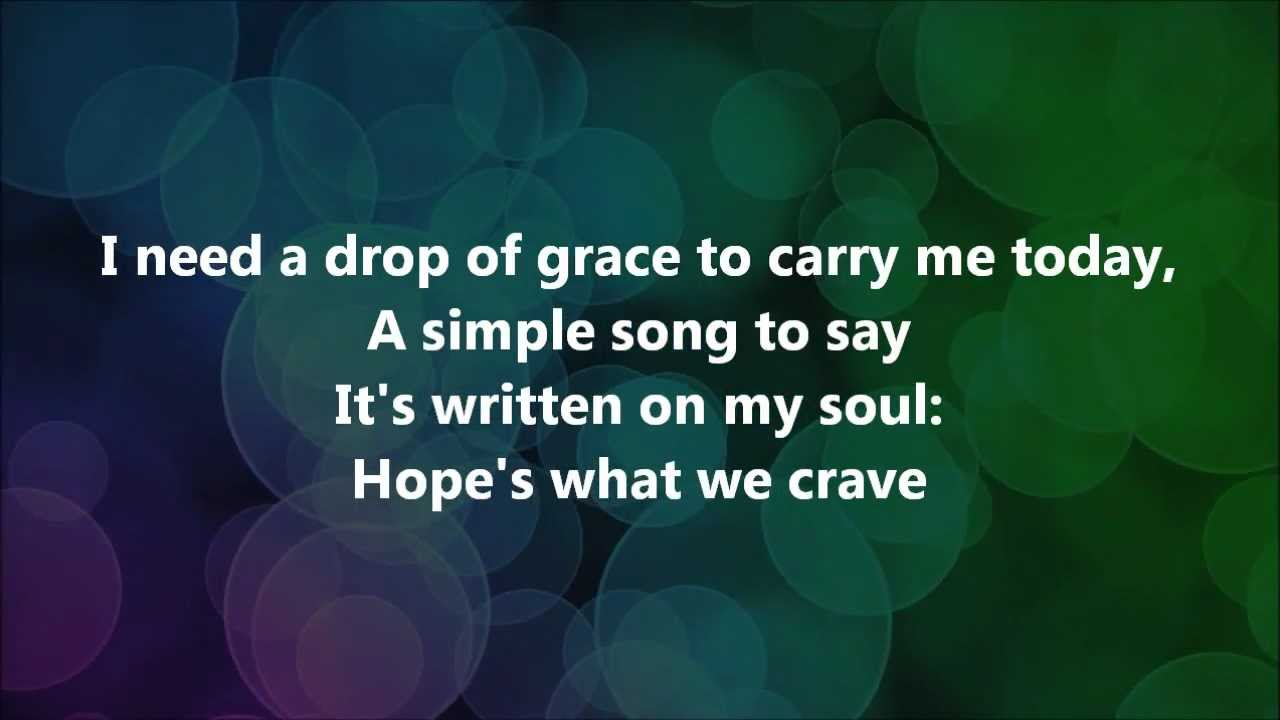 Crave - For King And Country w/ Lyrics - YouTube