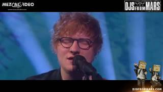 Ed Sheeran Vs The Police Vs Toto - Every Perfect Breath You Take Is Africa (Djs From Mars Bootleg)