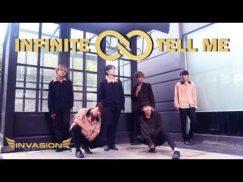INFINITE (인피니트) - TELL ME COVER by INVASION BOYS