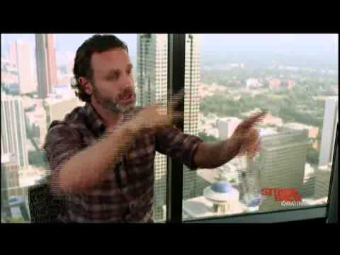 Richard Armitage & Andrew Lincoln talk about Strike Back: Origins ...