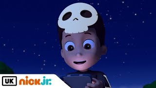 Paw Patrol | Pups Save The Trick or Treaters | Nick Jr. UK