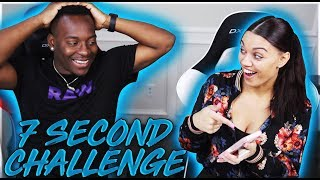 7 SECOND CHALLENGE | THE PRINCE FAMILY