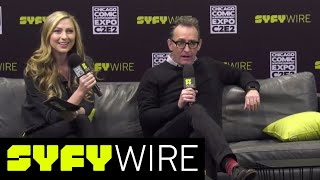 Voice Of Spongebob Tom Kenny On Who Else Was Considered For Spongebob And More   C2E2   SYFY WIRE