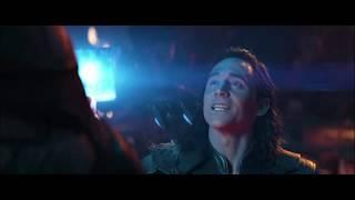 Avengers Infinity War  Vtipné scény
