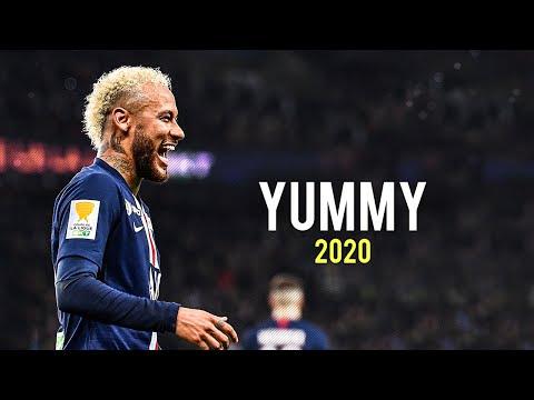 Neymar Jr ► Yummy - Justin Bieber ● Skills & Goal 2019/20 | HD