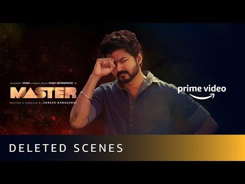 Master- Deleted Scene- Thalapathy Vijay, Vijay Sethupathi