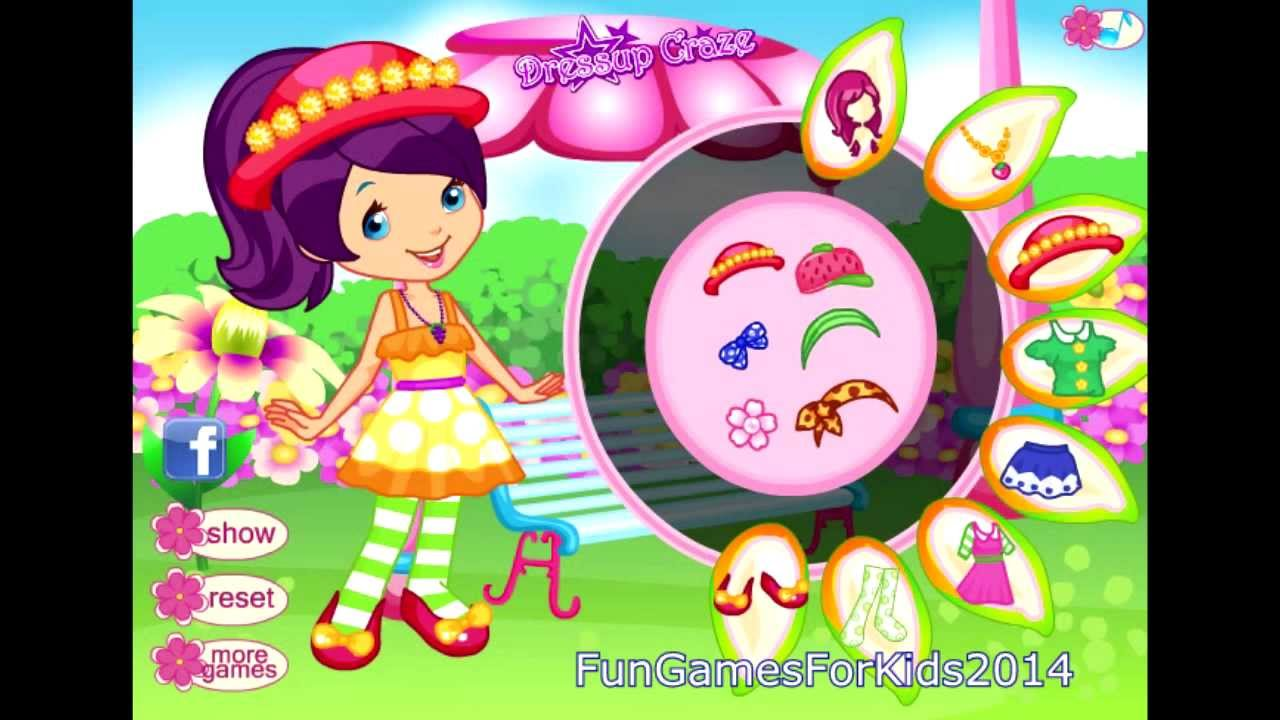 Strawberry Shortcake Games Online To Play Free Strawberry