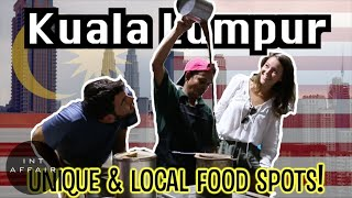 KUALA LUMPUR STREET EATS