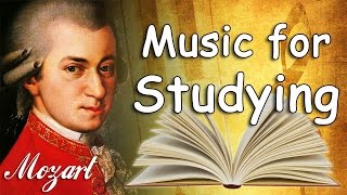 Mozart Classical Music for Studying, Concentration, Relaxation | Study Music Piano Instrumental