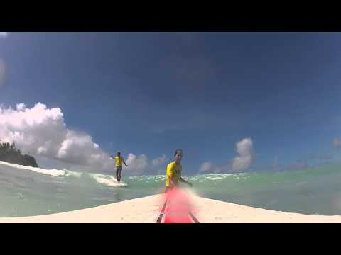 Surf School Retrieval - Smashpipe sports Video