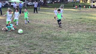 THE BEST 5 YEAR OLD SOCCER PLAYER IN THE WORLD!!