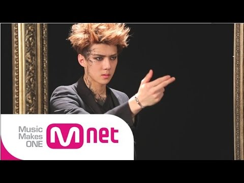 Mnet [EXO 902014] Ep.03: 세훈 'Yo!' M/V 비하인드 / Sehun's 'Yo!' M/V remake behind cut