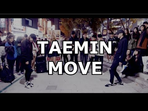퀄리티100%보장!! 태민(TAEMIN) - MOVE Dance Cover Dance // AFstarz Oh chang Min X DIANA Jiseon