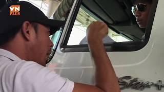 Biến Căng: Giang hồ Bình Tân kéo về BOT Cai Lậy truy tìm kẻ lạ mặt đe dọa tài xế