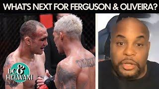 What now for Charles Oliveira and Tony Ferguson?   DC & Helwani   ESPN MMA