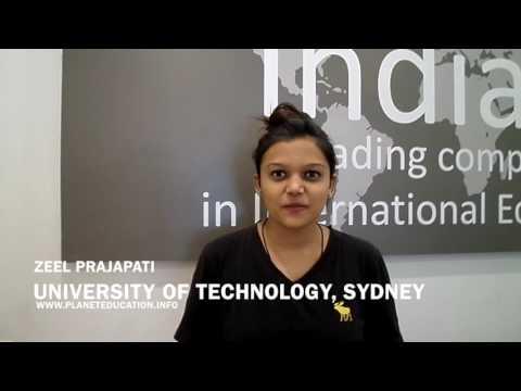 Zeel Prajapati | Student Of Planet Education