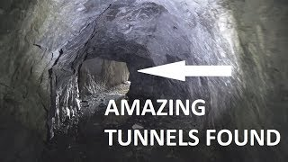 Underground German WW2 tunnels and 88 mm gun location. JUST AWESOME !
