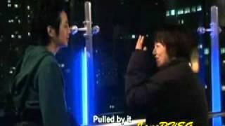 Shin Hye & Geun Suk: YB BTS