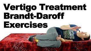Vertigo Treatment for BPPV with Brandt-Daroff Exercises - Ask Doctor Jo