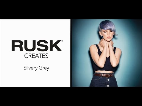 How to: Grey Hair | RUSK Tutorial