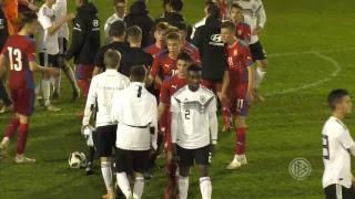 U 16 Nationalmannschaft: Deutschland – Tschechien (Nordhausen) ab 18:00 Uhr LIVE
