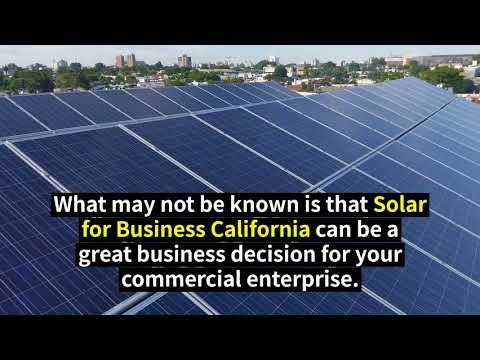 Solar Panels for Home California