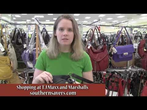 Repeat youtube video Shopping at T.J.Maxx and Marshalls