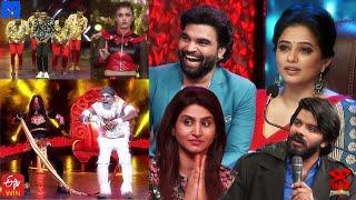 Dhee Champions latest promo: Sudheer, Rashmi, Varshini, Hy..
