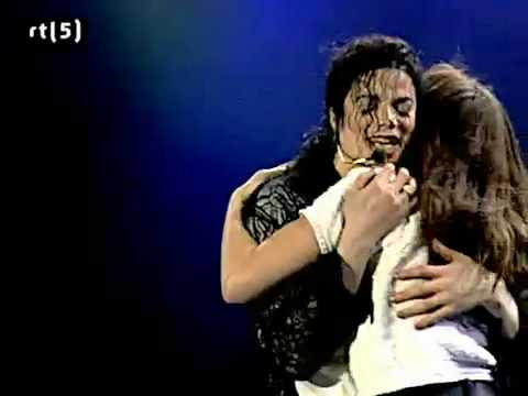 Michael Jackson You are not alone Live Munich El nUnU