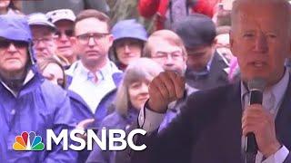 Dem Candidates Face Dilemma: How To Take Joe Biden Out | Morning Joe | MSNBC