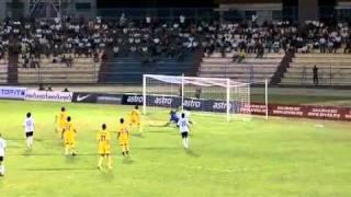 Liga Super Malaysia - Terengganu 5-0 Pahang