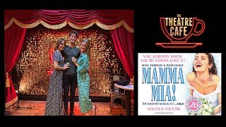 MAMMA MIA! exclusive concert at The Theatre Café