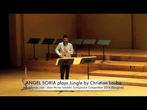 ANGEL SORIA plays Jungle by Christian Lauba