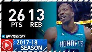 Dwight Howard Full Highlights vs Wizards (2017.11.22) - 26 Pts, 13 Reb, BEAST!