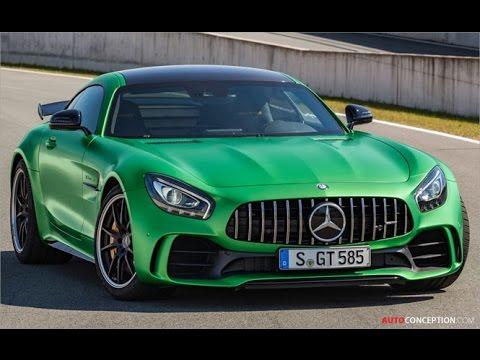Car Design: Mercedes-AMG GT R