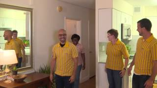 Small Space Dining Room Makeover Ideas - IKEA Home Tour (Episode 111)