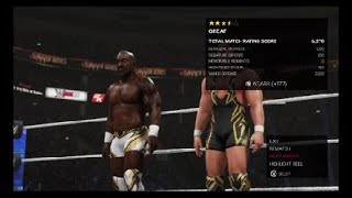 WWE 2K19 survivor series! Sd vs raw, tag champs!