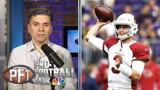 Why didn't Arizona Cardinals GM call Josh Rosen during offseason? | Pro Football Talk | NBC Sports