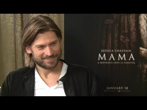 Nikolaj Coster-Waldau - Mama Interview HD - YouTube
