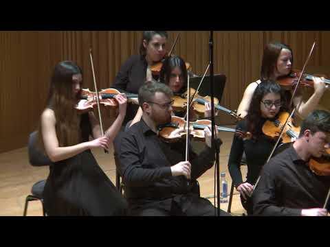 Sinfonía num.8 D759 'Incompleta' ORQUESTA SM 'LA PAZ' SANT JOAN