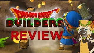 Dragon Quest Builders Review [PS4/Vita] - Minecraft in Dragon Quest?