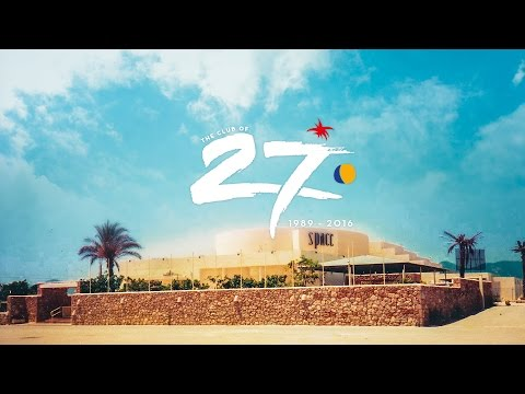 Space Ibiza: 27 Years of Clubbing History