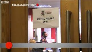 1st Ever Carpool Karaoke with James Corden and George Michael on Comic Relief Special 2011