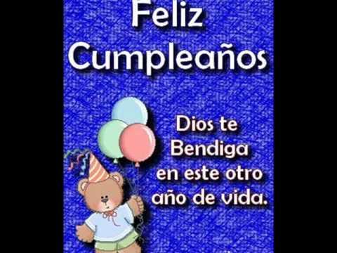 {♫Las Mañanitas Cristianas♫} Feliz cumpleaños , Julio =)