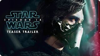 "STAR WARS: Episode IX - Teaser Trailer Concept (2019) ""Destiny"" Daisy Ridley, Adam Driver Movie"