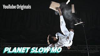 Insane Taekwondo stunts in 4K Slow Motion