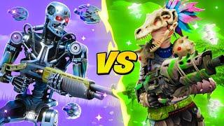 MECHANICAL vs PRIMAL (best weapon)